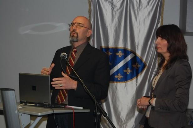 PRODUCENT I AUTOR Selma Rizvić i Fatmir Alispahić